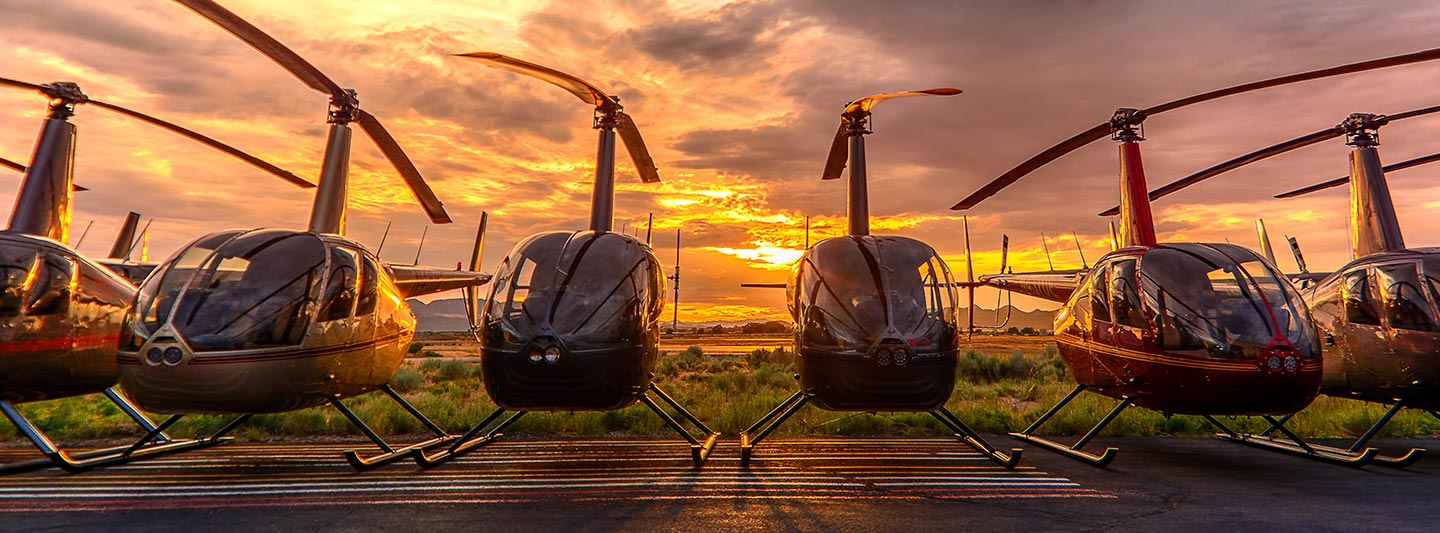 Contact Richmond Helicopter Charters